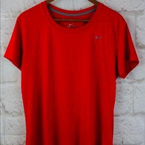 Men's Nike Dri Fit Athletic Shirt Size Large